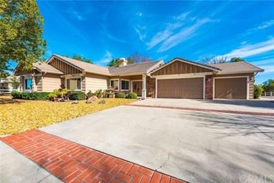 36910 Hidden Trail Court, Temecula, CA 92596 - MLS#: SW19016461
