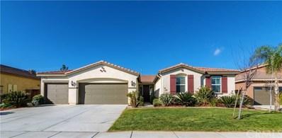 27299 Stonehurst Drive, Menifee, CA 92585 - MLS#: SW19016571