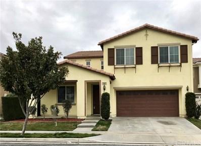 1253 Lavender Lane, Hemet, CA 92545 - MLS#: SW19017018