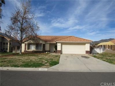 44344 Meadow Grove Street, Hemet, CA 92544 - MLS#: SW19017399