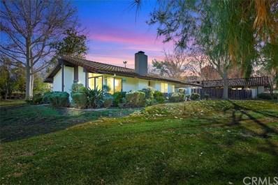 1369 Seven Hills Drive, Hemet, CA 92545 - MLS#: SW19018206