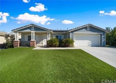 3252 Everlasting St, Hemet, CA 92543 - MLS#: SW19019519