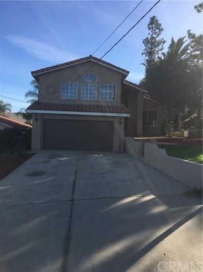 19600 Arcadia Street, Corona, CA 92881 - MLS#: SW19020107