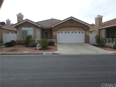 26815 Eclipse Drive, Menifee, CA 92585 - MLS#: SW19020165