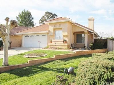 25590 Union Hill Drive, Menifee, CA 92586 - MLS#: SW19020695