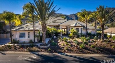 38589 Hillside Trail Drive, Murrieta, CA 92562 - MLS#: SW19022716