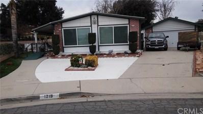 1219 Cabrillo, Hemet, CA 92543 - MLS#: SW19024181