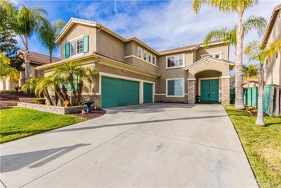 25032 Butterwood Drive, Menifee, CA 92584 - MLS#: SW19024203