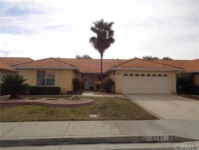 2787 Banyan Tree Lane, Hemet, CA 92545 - MLS#: SW19024831
