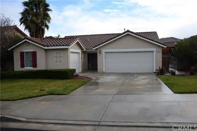 3821 Sienna Lane, Perris, CA 92570 - MLS#: SW19025704