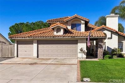 25537 Buckley Drive, Murrieta, CA 92563 - MLS#: SW19025909