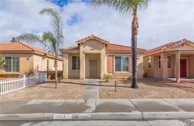 1063 Encanto Drive, San Jacinto, CA 92582 - MLS#: SW19027457