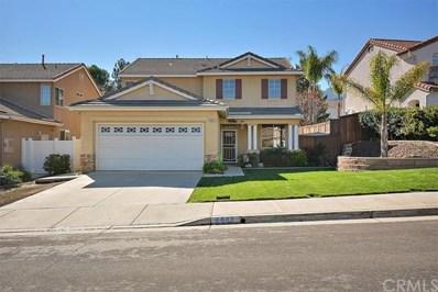 8837 Lemonwood Drive, Corona, CA 92883 - MLS#: SW19029916