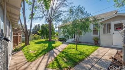 117 N Poe Street, Lake Elsinore, CA 92530 - MLS#: SW19031651