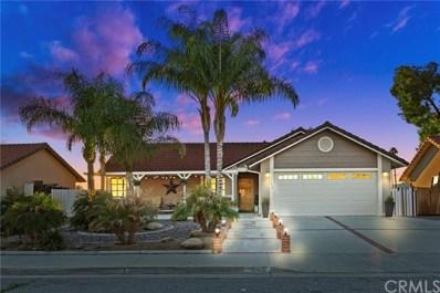 885 Digby Drive, Hemet, CA 92545 - MLS#: SW19031758