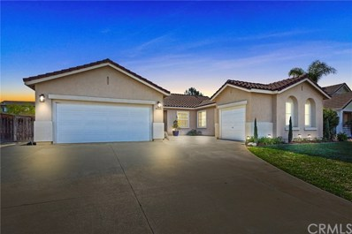 40232 Saddlebrook Street, Murrieta, CA 92563 - MLS#: SW19032324