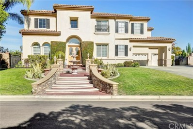 1987 Sycamore Hill Drive, Riverside, CA 92506 - MLS#: SW19033269