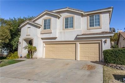 26360 Palisades Drive, Murrieta, CA 92563 - MLS#: SW19033366