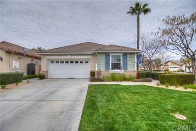 26168 Desert Rose Lane, Menifee, CA 92586 - MLS#: SW19033413