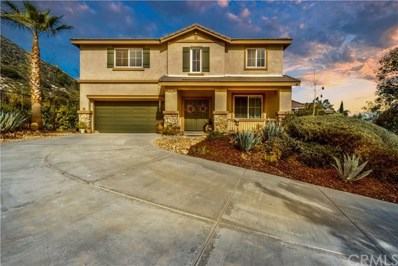 24912 Blue Oak Circle, Menifee, CA 92584 - MLS#: SW19033608