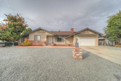 40276 Clark Drive, Hemet, CA 92544 - MLS#: SW19033789