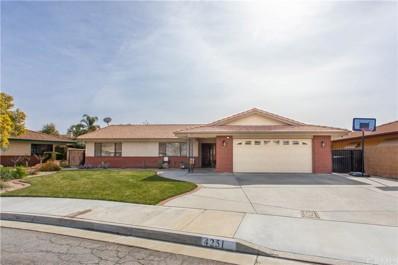 4251 Wilbur Court, Hemet, CA 92544 - MLS#: SW19034170