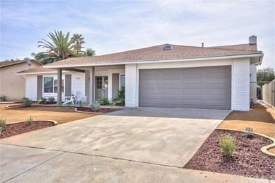 26151 Crestone Drive, Menifee, CA 92586 - MLS#: SW19034607