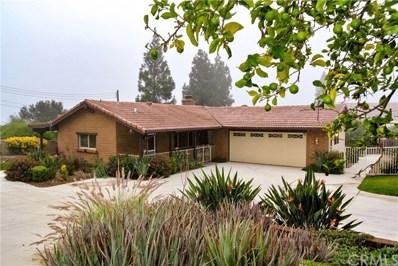 1739 E Fallbrook Street, Fallbrook, CA 92028 - MLS#: SW19035842