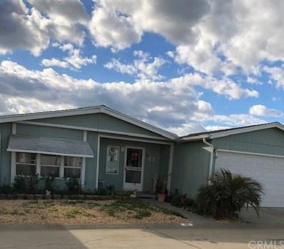 27250 Murrieta Road UNIT 65, Sun City, CA 92586 - MLS#: SW19036359