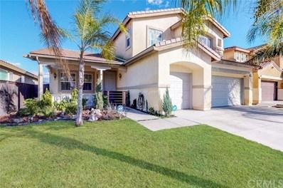 195 Northwood Avenue, San Jacinto, CA 92582 - MLS#: SW19036424