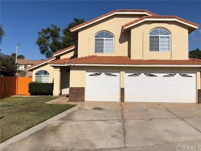 25968 Andre Court, Moreno Valley, CA 92553 - MLS#: SW19037080
