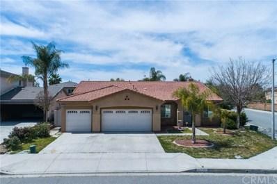 1691 E Beringer Drive, San Jacinto, CA 92583 - MLS#: SW19037556