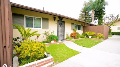 134 S Magnolia Avenue UNIT 9B, Anaheim, CA 92804 - MLS#: SW19038427