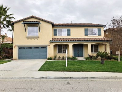 35970 Meriwether Way, Murrieta, CA 92562 - MLS#: SW19038468