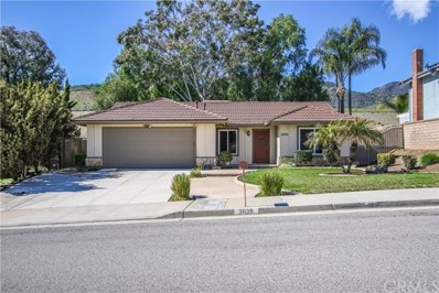 2628 Falcon Circle, Corona, CA 92882 - MLS#: SW19040816