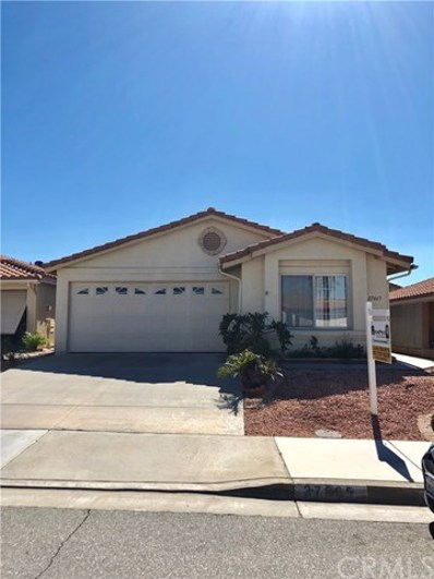 27665 Alta Vista Way, Menifee, CA 92585 - MLS#: SW19041537
