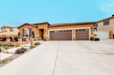 28734 Mahogany Trail Way, Menifee, CA 92584 - MLS#: SW19042129