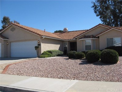 2795 Peach Tree Street, Hemet, CA 92545 - MLS#: SW19042847