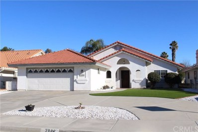 2886 Maple Drive, Hemet, CA 92545 - MLS#: SW19043023