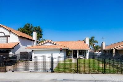 14808 Spinnaker Lane, Moreno Valley, CA 92553 - MLS#: SW19043693
