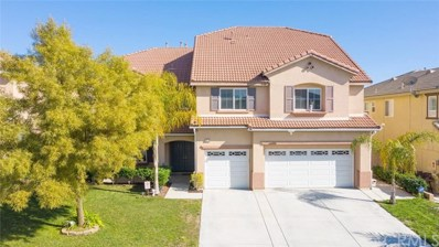 35174 Hulihee Street, Winchester, CA 92596 - MLS#: SW19044083