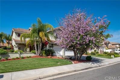 23575 Gingerbread Drive, Murrieta, CA 92562 - MLS#: SW19045266