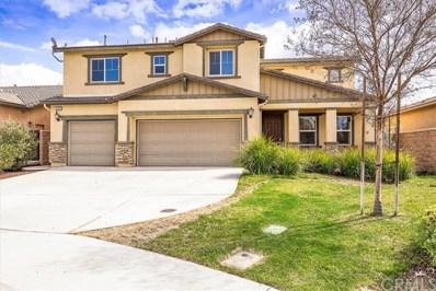 35132 Indian Grass Drive, Murrieta, CA 92563 - MLS#: SW19046355