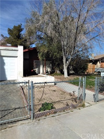 3731 Balmont Street, Lancaster, CA 93536 - MLS#: SW19046460