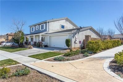 389 Gilia Street, Hemet, CA 92543 - MLS#: SW19046626
