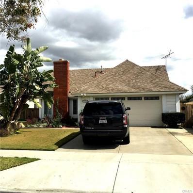 366 S Sonya Street, Anaheim, CA 92802 - MLS#: SW19047134