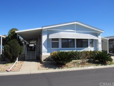 1300 W Menlo Avenue UNIT 137, Hemet, CA 92543 - MLS#: SW19048743