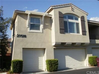 27518 Hazelhurst Street UNIT 1, Murrieta, CA 92562 - MLS#: SW19049490