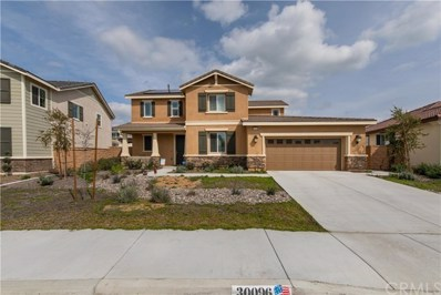 30096 Bristol Gate Lane, Menifee, CA 92584 - MLS#: SW19050162