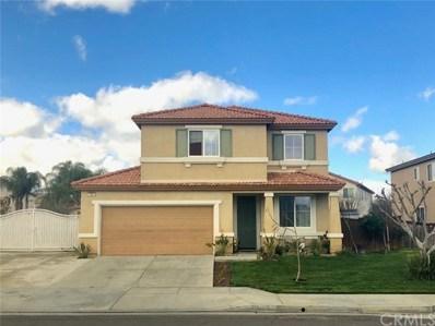724 Grassy Meadow Drive, San Jacinto, CA 92582 - MLS#: SW19052676